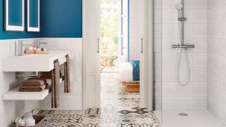 Reforma integral de baño en Madrid. Reformamos su baño de lujo en Madrid